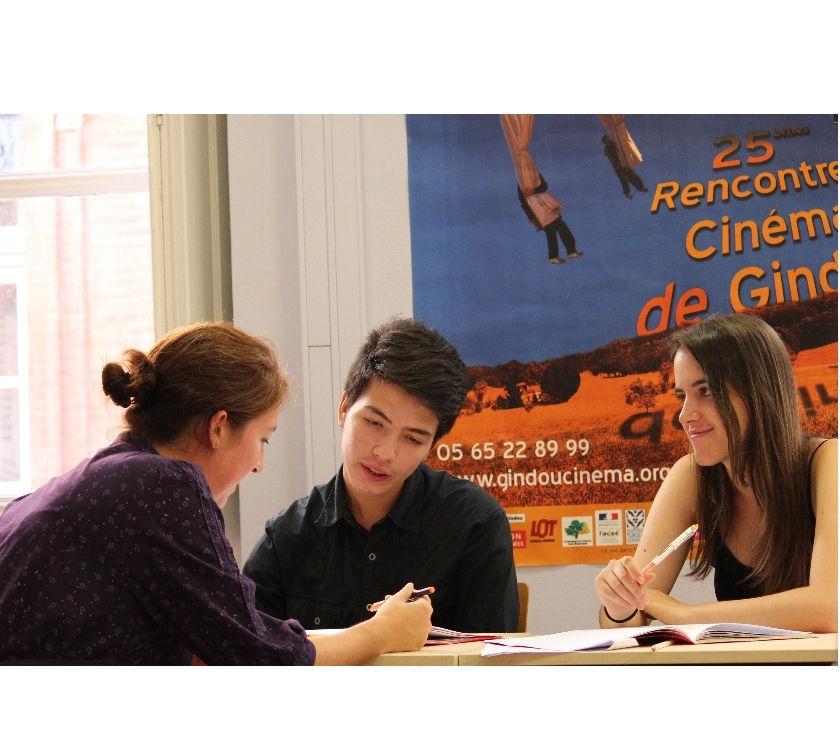 Cours d'anglais intensifs pour étudiants